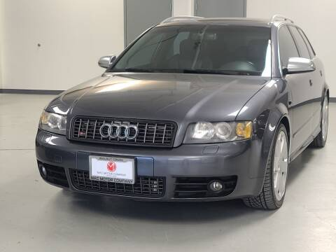 2005 Audi S4 for sale at Mag Motor Company in Walnut Creek CA