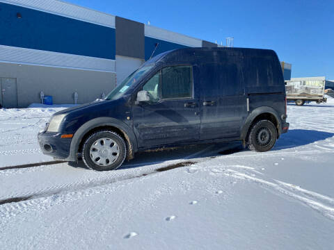 2012 Ford Transit Connect for sale at Truck Buyers in Magrath AB