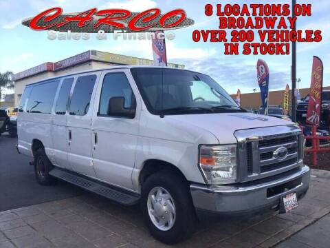 2008 Ford E-Series Chassis for sale at CARCO SALES & FINANCE in Chula Vista CA