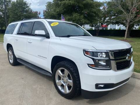 2015 Chevrolet Suburban for sale at UNITED AUTO WHOLESALERS LLC in Portsmouth VA
