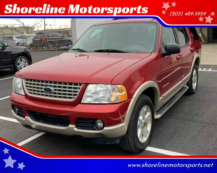 2005 Ford Explorer for sale at Shoreline Motorsports in Waterbury CT