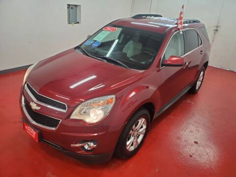 2012 Chevrolet Equinox for sale at GOL Auto Group in Austin TX