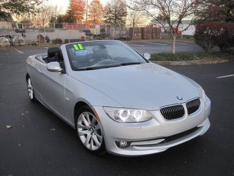 2011 BMW 3 Series for sale at Euro Asian Cars in Knoxville TN