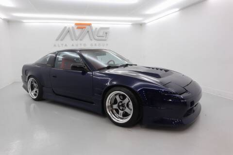 1991 Nissan 240SX for sale at Alta Auto Group in Concord NC