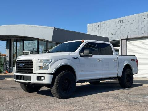 2016 Ford F-150 for sale at ARIZONA TRUCKLAND in Mesa AZ