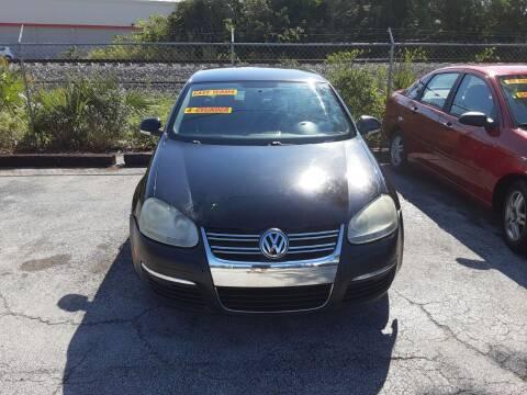 2008 Volkswagen Jetta for sale at Easy Credit Auto Sales in Cocoa FL