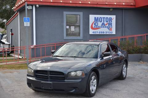 2008 Dodge Charger for sale at Motor Car Concepts II - Kirkman Location in Orlando FL