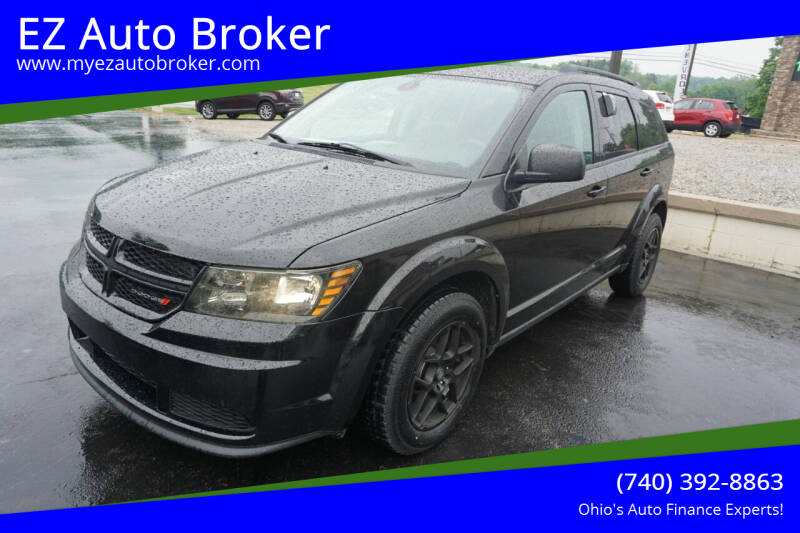 2019 Dodge Journey for sale at EZ Auto Broker in Mount Vernon OH