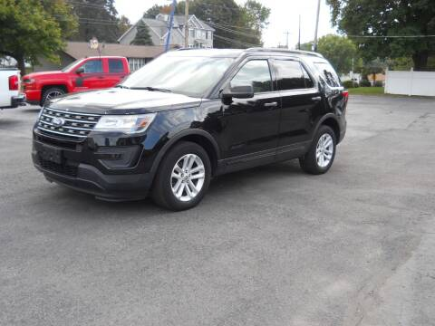 2016 Ford Explorer for sale at Petillo Motors in Old Forge PA