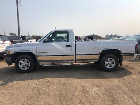 1997 Dodge Ram Pickup 1500 for sale at TnT Auto Plex in Platte SD