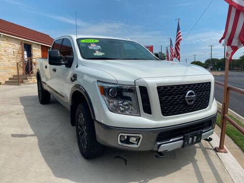 2018 Nissan Titan XD for sale at Speedway Motors TX in Fort Worth TX