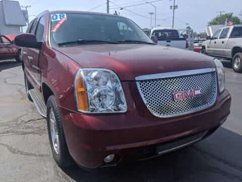 2008 GMC Yukon for sale at GREAT DEALS ON WHEELS in Michigan City IN