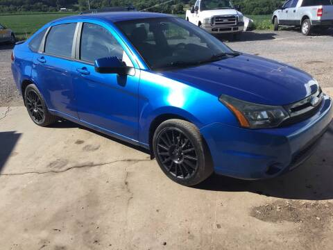 2010 Ford Focus for sale at Troys Auto Sales in Dornsife PA