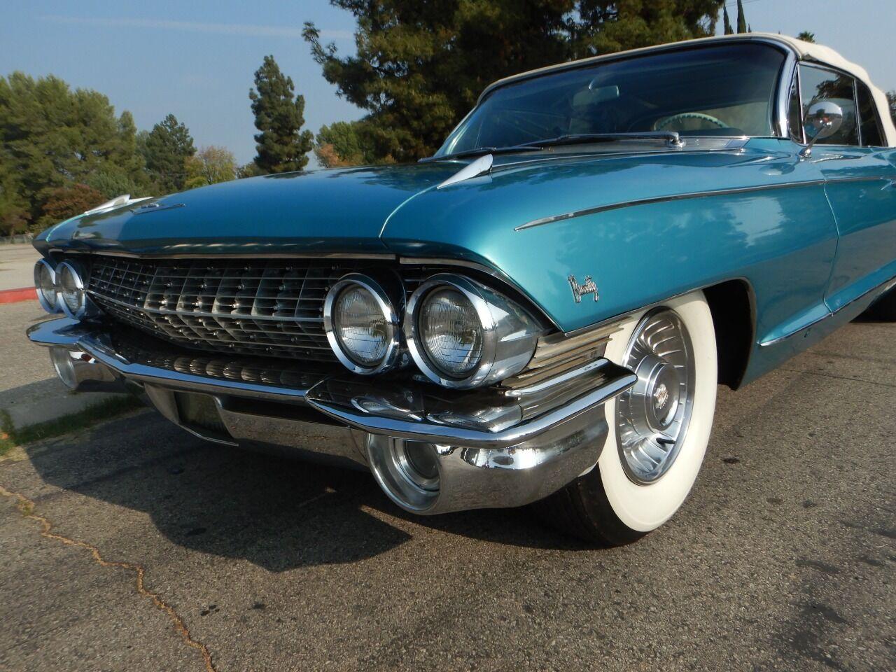 1961 Cadillac Eldorado Biarritz 7