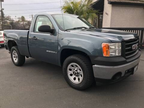 2008 GMC Sierra 1500 for sale at Three Bridges Auto Sales in Fair Oaks CA