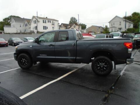 2008 Toyota Tundra for sale at Gemini Auto Sales in Providence RI
