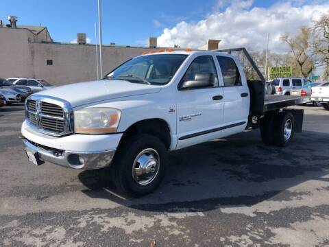 2006 Dodge Ram Pickup 3500 for sale at C J Auto Sales in Riverbank CA