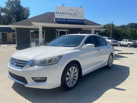 2014 Honda Accord for sale at Maryville Auto Sales in Maryville TN