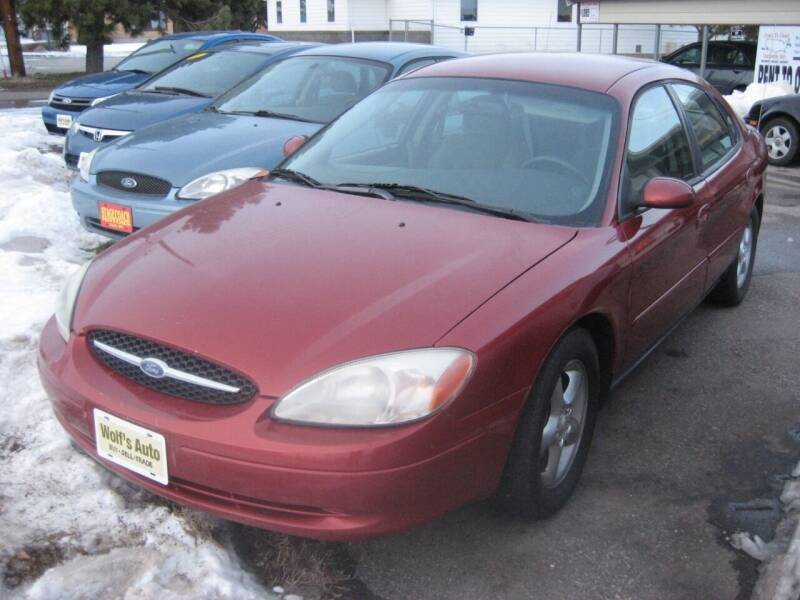 2001 Ford Taurus for sale at Wolf's Auto Inc. in Great Falls MT