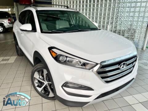 2016 Hyundai Tucson for sale at iAuto in Cincinnati OH