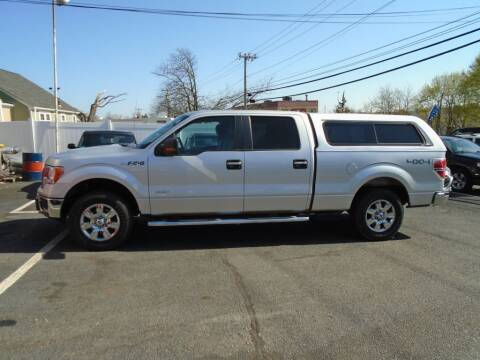 2011 Ford F-150 for sale at Gemini Auto Sales in Providence RI