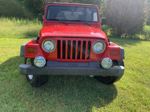 1997 Jeep Wrangler for sale at Samet Performance in Louisburg NC