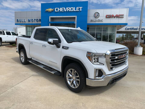 2021 GMC Sierra 1500 for sale at BULL MOTOR COMPANY in Wynne AR