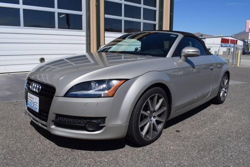 2008 Audi TT for sale at Global Elite Motors LLC in Wenatchee WA
