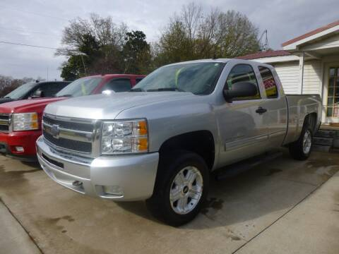 2010 Chevrolet Silverado 1500 for sale at Ed Steibel Imports in Shelby NC