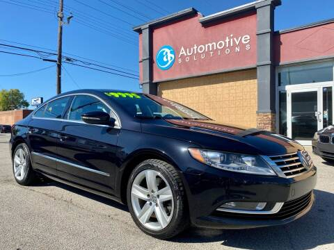 2014 Volkswagen CC for sale at Automotive Solutions in Louisville KY