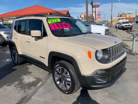 2015 Jeep Renegade for sale at Red Top Auto Sales in Scranton PA