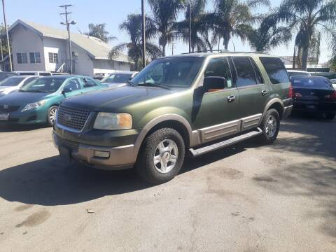 2003 Ford Expedition for sale at RN AUTO GROUP in San Bernardino CA