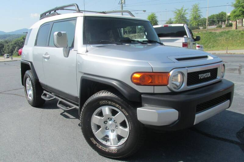 2007 Toyota FJ Cruiser for sale at Tilleys Auto Sales in Wilkesboro NC