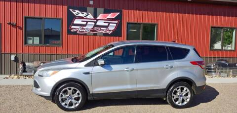 2013 Ford Escape for sale at SS Auto Sales in Brookings SD