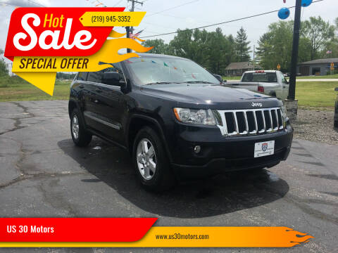 2011 Jeep Grand Cherokee for sale at US 30 Motors in Merrillville IN