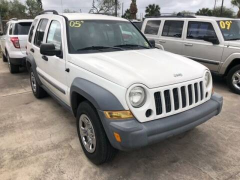 2005 Jeep Liberty for sale at Brownsville Motor Company in Brownsville TX