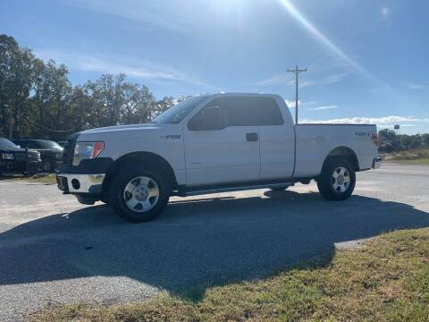 2012 Ford F-150 for sale at Madden Motors LLC in Iva SC