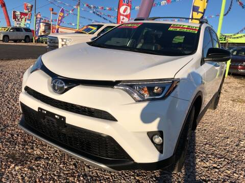 2016 Toyota RAV4 for sale at 1st Quality Motors LLC in Gallup NM