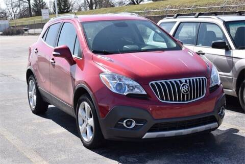 2015 Buick Encore for sale at BOB ROHRMAN FORT WAYNE TOYOTA in Fort Wayne IN