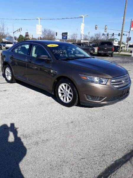2015 Ford Taurus for sale at Bachrodt on State in Rockford IL