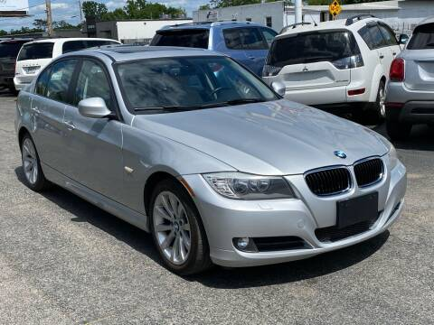 2011 BMW 3 Series for sale at MetroWest Auto Sales in Worcester MA