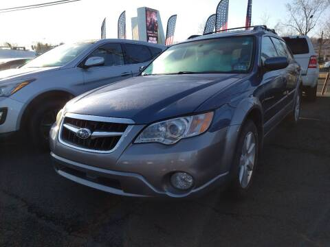 2008 Subaru Outback for sale at P J McCafferty Inc in Langhorne PA