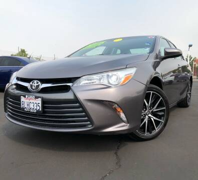 2017 Toyota Camry for sale at LUGO AUTO GROUP in Sacramento CA