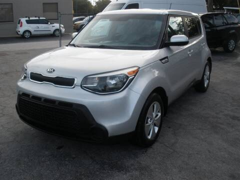 2015 Kia Soul for sale at Priceline Automotive in Tampa FL