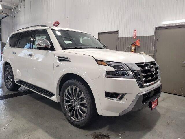 2021 Nissan Armada for sale in Cedar Falls, IA