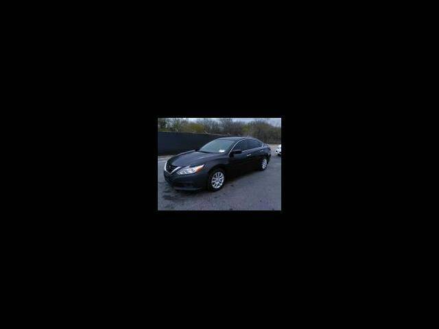 2018 Nissan Altima for sale at Credit Connection Sales in Fort Worth TX