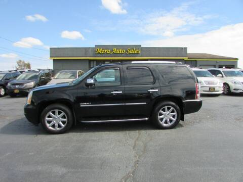 2010 GMC Yukon for sale at MIRA AUTO SALES in Cincinnati OH