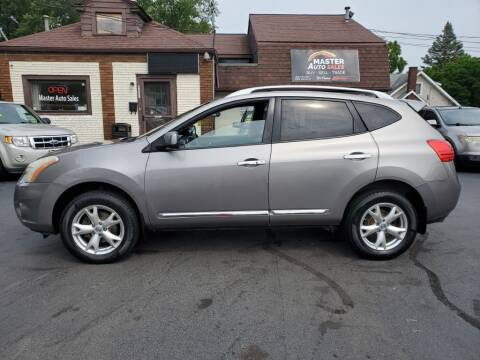 2011 Nissan Rogue for sale at Master Auto Sales in Youngstown OH
