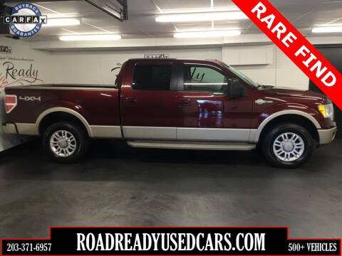2009 Ford F-150 for sale at Road Ready Used Cars in Ansonia CT