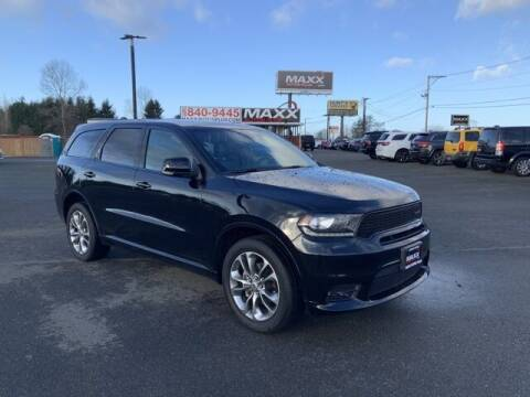 2020 Dodge Durango for sale at Maxx Autos Plus in Puyallup WA